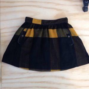 Free People plaid skirt 2